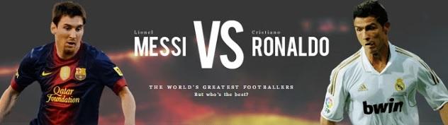 Khả năng ghi bàn của Ronaldo và Lionel Messi, đặt trên bàn cân sẽ thế nào???