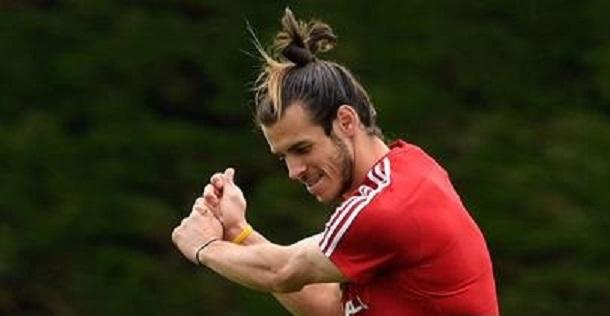 Vì EURO 2020 tiền vệ Gareth Bale đành phải tạm thời dừng đam mê