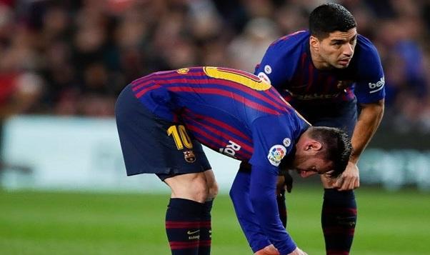 Messi – chân sút phạt số 1 châu Âu