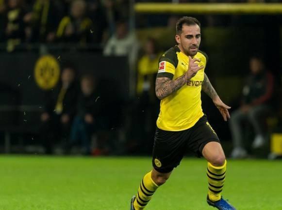 Tân binh Erling Haaland khiến Paco Alcacer muốn rời khỏi Dortmund