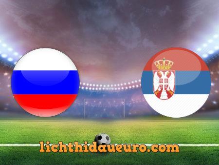 Soi kèo Nga vs Serbia, 01h45 ngày 04/09/2020