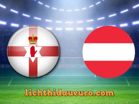 Soi kèo Bắc Ireland vs Áo, 01h45 ngày 12/10/2020