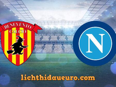 Soi kèo Benevento vs Napoli, 21h00 ngày 25/10/2020