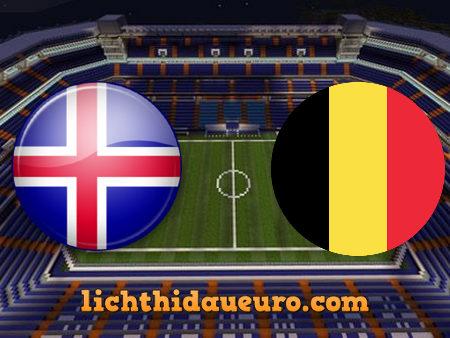 Soi kèo Iceland vs Bỉ, 01h45 ngày 15/10/2020