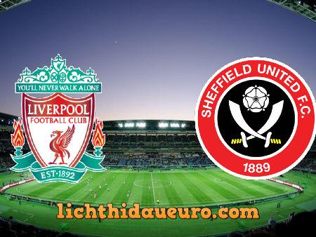 Soi kèo Liverpool vs Sheffield Utd, 02h00 ngày 25/10/2020