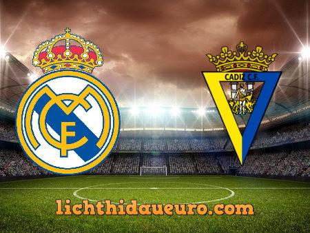 Soi kèo Real Madrid vs Cadiz CF, 23h30 ngày 17/10/2020