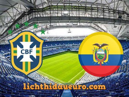 Soi kèo Brazil vs Ecuador, 04h00 ngày 28/06/2021