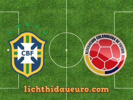 Soi kèo Brazil vs Colombia, 07h00 ngày 24/06/2021