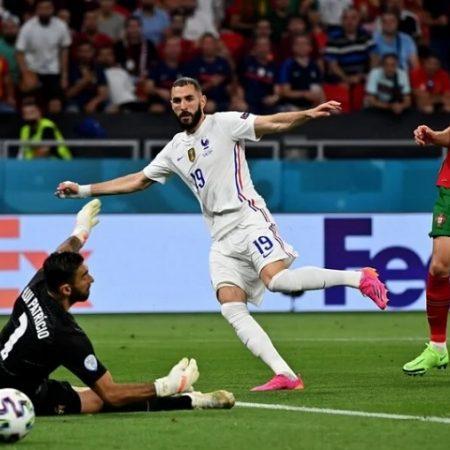 Cuộc đua kích thích tại bảng F Euro 2021