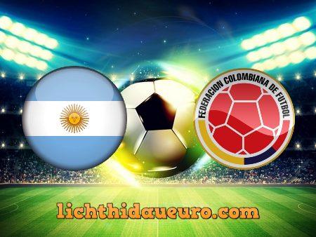 Soi kèo Argentina vs Colombia, 08h00 ngày 07/07/2021