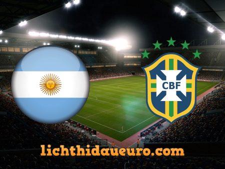 Soi kèo Argentina vs Brazil, 07h00 ngày 11/07/2021