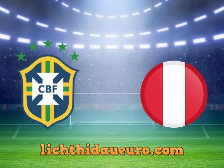 Soi kèo Brazil vs Peru, 06h00 ngày 06/07/2021