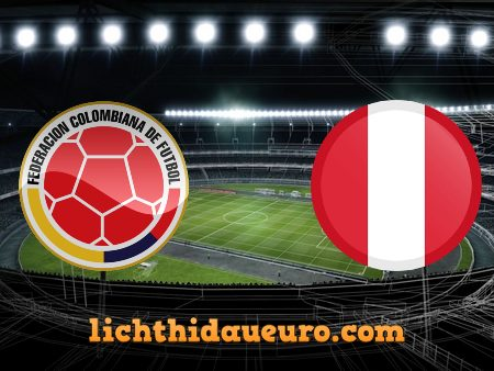 Soi kèo Colombia vs Peru, 07h00 ngày 10/07/2021