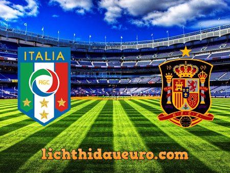 Soi kèo Italy vs Tây Ban Nha, 02h00 ngày 07/07/2021