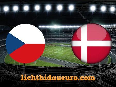 Soi kèo Cộng hòa Séc vs Đan Mạch, 23h00 ngày 03/07/2021