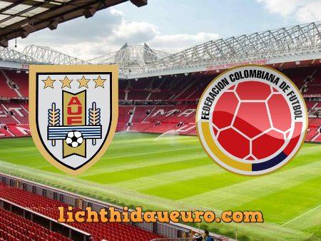 Soi kèo Uruguay vs Colombia, 05h00 ngày 04/07/2021