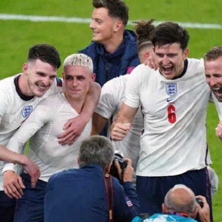 Tam Sư khát khao chiến thắng Italia trong chung kết Euro 2021