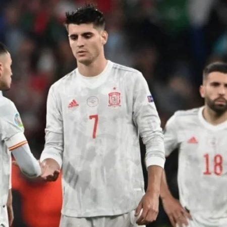 Tây Ban Nha thất bại tiếc nuối trước Italia tại bán kết Euro